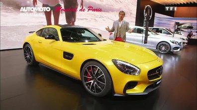 Mondial de l'Automobile 2014 - Les Voitures de Luxe : Lamborghini, Ferrari, Porsche...