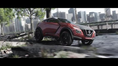 Nissan Gripz Concept 2015 : présentation officielle