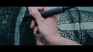 Le Nissan Qashqai au stylo 3D en vidéo officielle