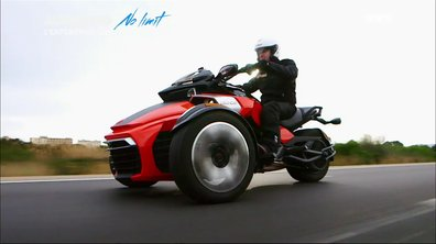 No Limit :  Le Can-Am Spyder F3
