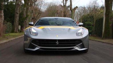 No Limit : F12 vs 250 GT, l'histoire belge de Ferrari