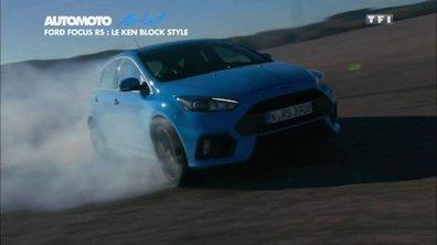 No Limit : La Ford Focus RS, drifter avec une 4 roues motrices
