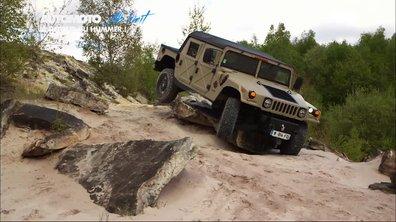 No limit : Humvee C-Series, le 4x4 de l'extrême