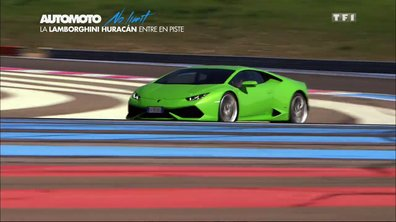 No Limit : La Lamborghini Huracan sur circuit