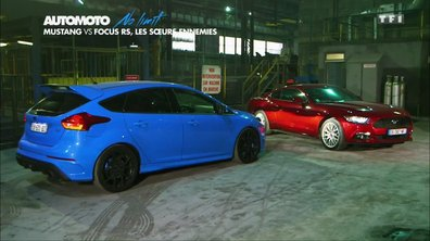 No Limit : Mustang vs Focus RS, les sœurs ennemies de Ford !