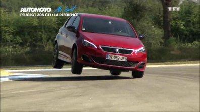 No Limit : Peugeot 308 GTi, le Lion en mode sport à l'essai