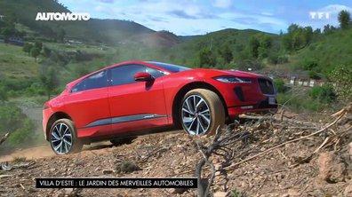 Nouveauté - L'I-Pace, une nouvelle race de Jaguar
