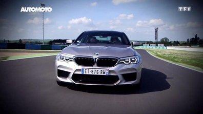 Nouveauté - Nouvelle BMW M5, toujours aussi plaisante ?