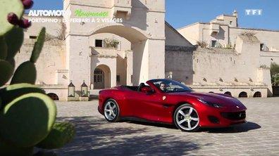 Nouveauté : Portofino, la Ferrari à deux visages