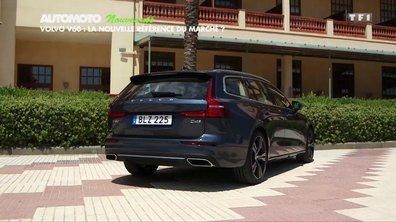 Nouveauté - Volvo V60 : La nouvelle référence du marché ?