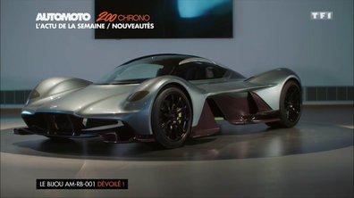 200 Chrono : Les Nouveautés auto de la semaine du 10 juillet 2016