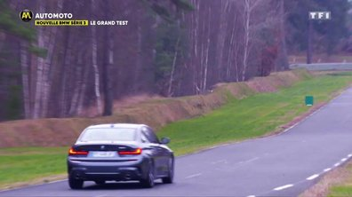 Nouvelle BMW Série 3 : Le grand test