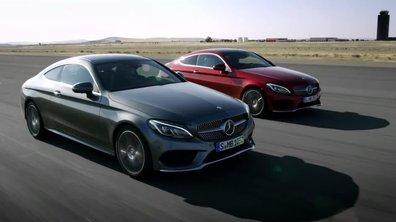 Nouvelle Mercedes Classe C Coupé : présentation officielle