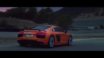 La nouvelle publicité pour l'Audi R8 censurée en Angleterre