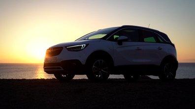 Opel Crossland X 2017 : Présentation officielle