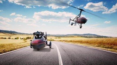 Pal-V Liberty 2017 : la voiture volante existe !
