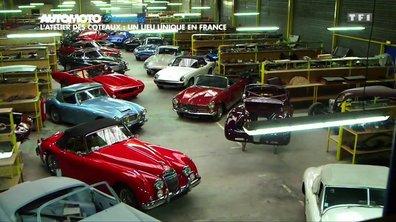Passion Restauration : L'atelier des Coteaux