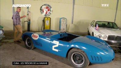 Les perles du Musée de l'Automobile de La Havane à Cuba