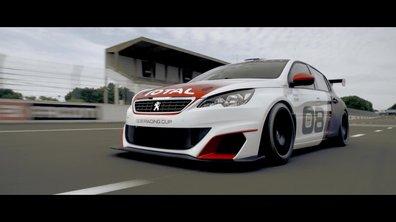Peugeot 308 Racing Cup 2016 : présentation officielle