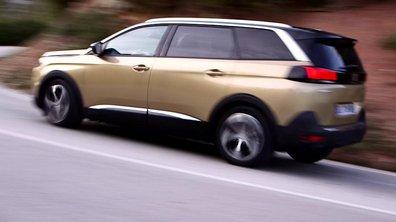 Teaser : Le Peugeot 5008 à l'essai dans Automoto