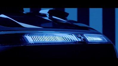 Peugeot Fractal Concept 2015 : bande-annonce officielle 2
