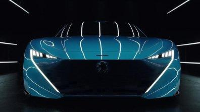 Peugeot Instinct Concept 2017 : Présentation officielle