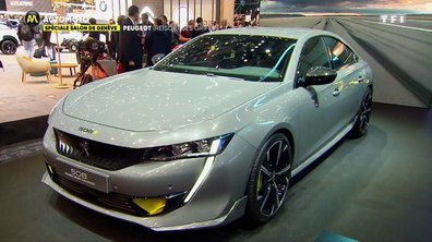 Salon de Genève - Peugeot (re)sort ses griffes !