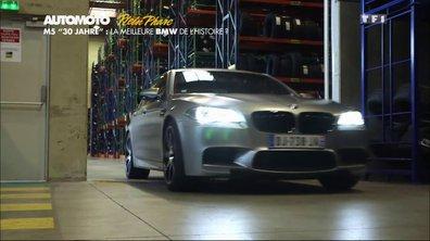 """Plein Phare : BMW M5 """"30 Jahre""""', la meilleure de la marque ?"""