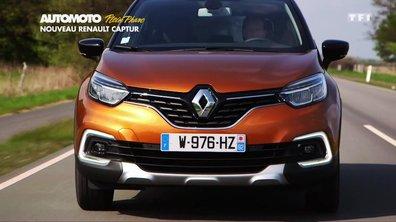 Plein phare sur le dernier Renault Captur