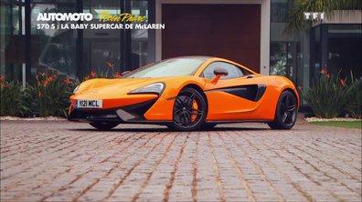 Plein Phare : L'essai de la McLaren 570S Coupé