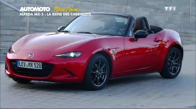 Plein Phare : Mazda MX-5, la reine des cabriolets ?