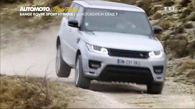 Plein Phare : Range Rover Sport diesel hybride, la motorisation idéale ?