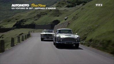 Plein Phare : Toutes les voitures de légende de James Bond