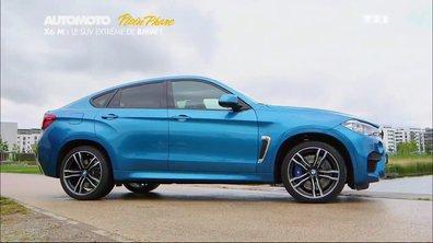 Plein Phare : X6 M, le SUV extrême de BMW
