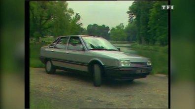 Présentation des Renault R21 TD et Nevada – Automoto du 12 juillet 1986