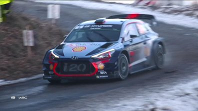 Rallye WRC de Monte-Carlo 2017 : En action au shakedown