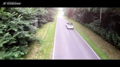 Le Range Rover Evoque Cabrio par Hamamn en vidéo officielle
