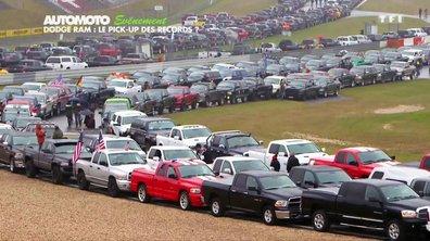 Evènement : Un rassemblement record de pick-up Ram au Nürburgring