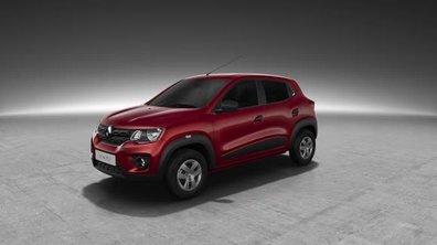 Renault Kwid 2015 : présentation officielle