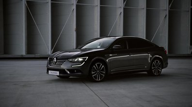 Renault Talisman 2015 : présentation officielle