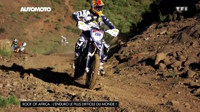 Grand Format : Roof of Africa, le plus dur enduro du monde ?