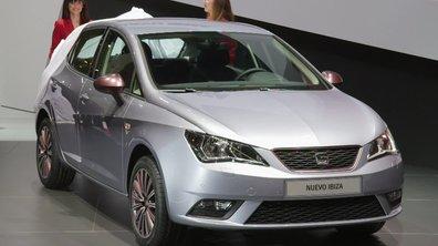 SEAT Ibiza 2015 : présentation officielle
