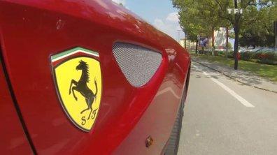 Teaser : Automoto spécial Ferrari ce dimanche