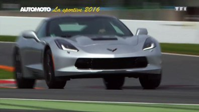 Sondage Automoto : la Voiture Sportive de l'Année 2016 est la Corvette C7 Stingray