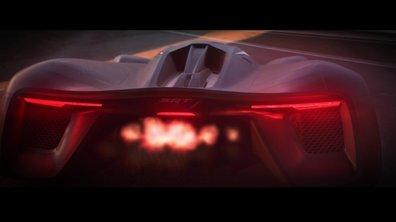 SRT Tomahawk Vision Gran Turismo : bande-annonce
