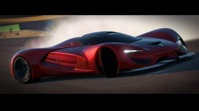 SRT Tomahawk Vision Gran Turismo : présentation officielle