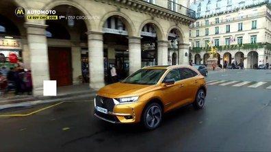 Le SUV chic 2018 : le DS7 Cross Back a votre préférence