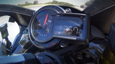 Teaser Automoto : 357 km/h à moto au Castellet !