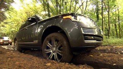 Teaser : Automoto fête les 45 ans du Range Rover