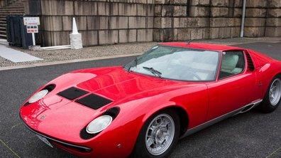 Teaser Automoto : Grand Format Lamborghini Miura ce dimanche 25 septembre 2016